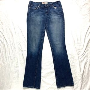 lei Jeans - Lei Ashley Lowrise Slim Boot Size 9 Long